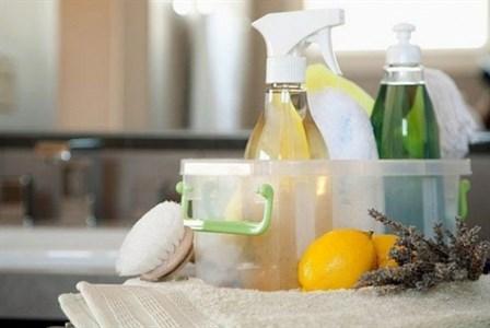 Натуральные средства для дома