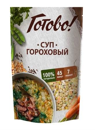 Суп гороховый, 250г, Ярмарка Готово - фото 14544