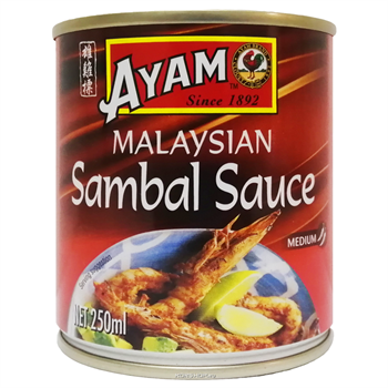 Соус Самбал, 250мл, Ayam - фото 16955