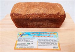 Хлеб бездрожжевой Деревенский, 500г, Монастырский двор