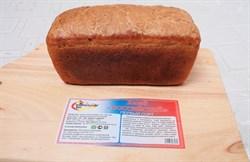 Хлеб бездрожжевой Российский 1 сорт, 500г, Монастырский двор