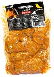 Шницель соевый в соусе барбекю, 300г, Соймик