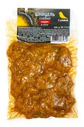 Шницель соевый в соусе карри, 300г, Соймик