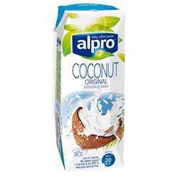 Напиток кокосовый с рисом, 250мл, Alpro