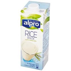 Напиток рисовый с кальцием, 1л, Alpro