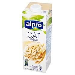 Напиток овсяный с кальцием, 1л, Alpro