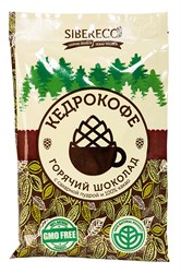 Кедрокофе горячий шоколад, 25г, Сибереко