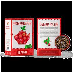 Ягодный чай Яблоко, 75г, Иван да
