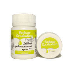 Крем дневной 20+ провитаминный, 60мл, VI-Cosmetics
