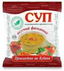 Суп фасолевый, 28г, Вкусное дело
