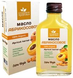 Масло абрикосовое, 100мл, Кладовая здоровья