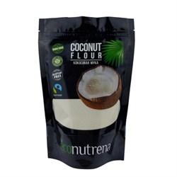 Мука кокосовая органическая, 250г, Econutrena