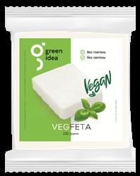 Сыр веганский Фета, 200г, GreenIdea
