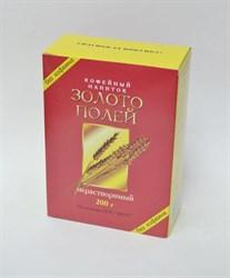 Кофейный напиток нерастворимый Золото полей, 200г