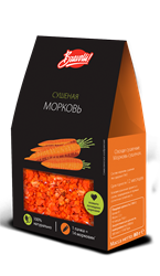 Морковь сушеная, 80г, Ярмарка Браволли