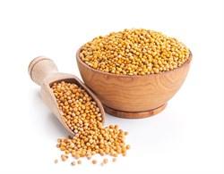 Горчица желтая семена, 100г