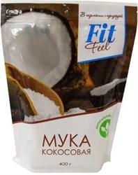 Мука кокосовая, 400г, ФитФил