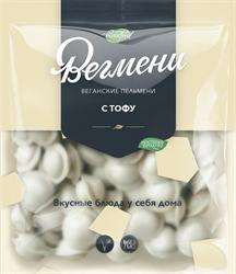 Вегмени с тофу, 450г