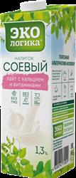 Напиток соевый лайт, 1л, Экологика