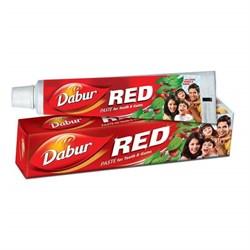 Зубная паста Рэд, 100г, Дабур
