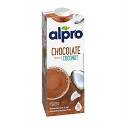 Напиток кокосовый с шоколадом, 1л, Alpro