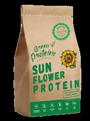 Подсолнечный белок, 900г, Green protein