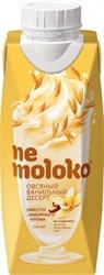 Немолоко десерт овсяный ванильный, 0,25л