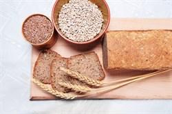 Хлеб бездрожжевой замороженный Деревенский, 350г, Монастырский двор