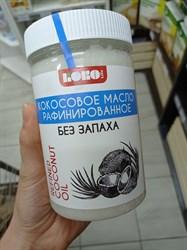 Кокосовое масло рафинированное, 600мл, Коко