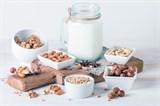 Растительное молоко и сливки
