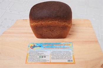 Хлеб бездрожжевой Гречишный, 350г, Монастырский двор - фото 14519