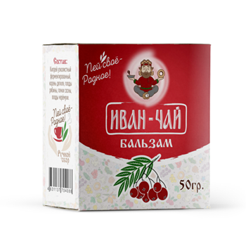 Иван-чай Бальзам, 50г, Иван да - фото 14775