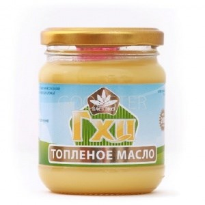 Масло топленое гхи, 200г, Вастэко - фото 14873