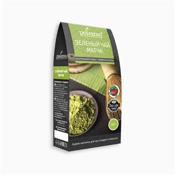 Чай матча зеленый, 50г, Полеззно - фото 15101
