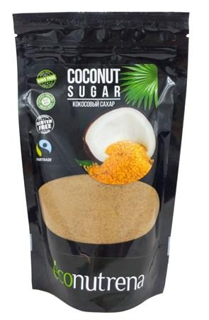 Сахар кокосовый органический, 250г, Econutrena - фото 15560