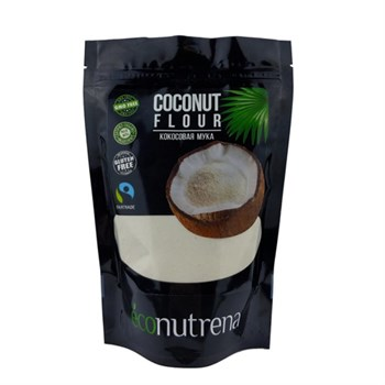 Мука кокосовая органическая, 250г, Econutrena - фото 15567