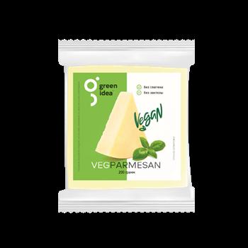 Сыр веганский Пармезан, 200г, GreenIdea - фото 15574