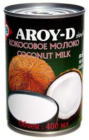 Кокосовое молоко AroyD, 400мл - фото 15738