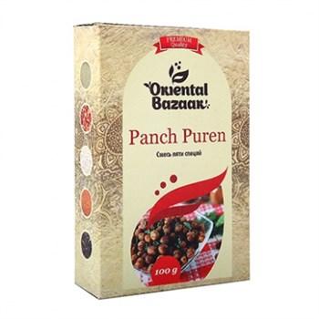 Смесь пяти специй Panch puren, 100 г, Шри Ганга - фото 16292