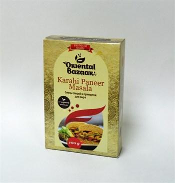 Смесь специй для сыра Karahi paneer masala, 100 г, Шри Ганга - фото 16310
