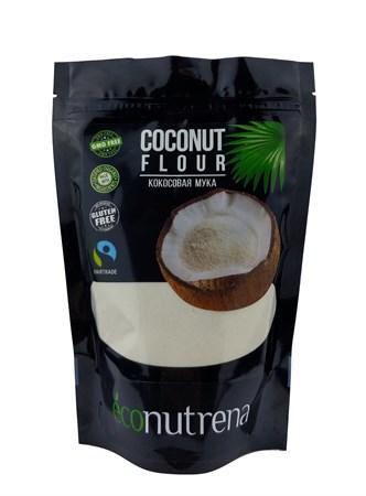 Мука кокосовая органическая, 500г, Econutrena - фото 16910