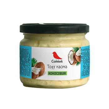Тофу-паста кокосовая, 300г, Соймик - фото 17009
