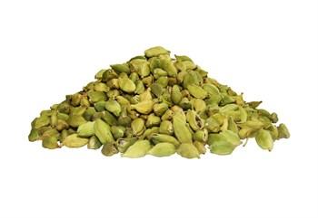 Кардамон зеленый целый, 50 г, Шри Ганга - фото 17153