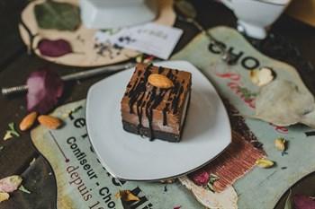 Тройной шоколад, 90г, Трава - фото 17345