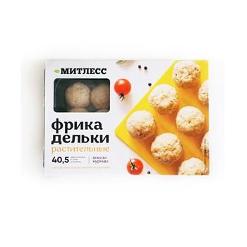 Фрикадельки с ароматом курицы, 300г, Митлесс - фото 17431