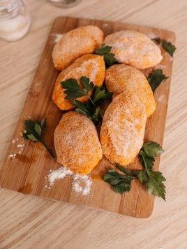Котлеты морковные, 550г, Вегосити - фото 18030