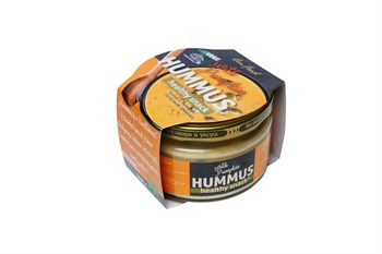 Хумус с тыквой, 200г, Полезные продукты - фото 18096