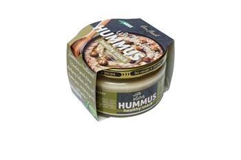 Хумус с оливками, 200г, Полезные продукты - фото 18097