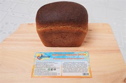 Хлеб бездрожжевой Гречишный, 350г, Монастырский двор