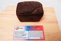 Хлеб бездрожжевой Бородинский, 350г, Монастырский двор